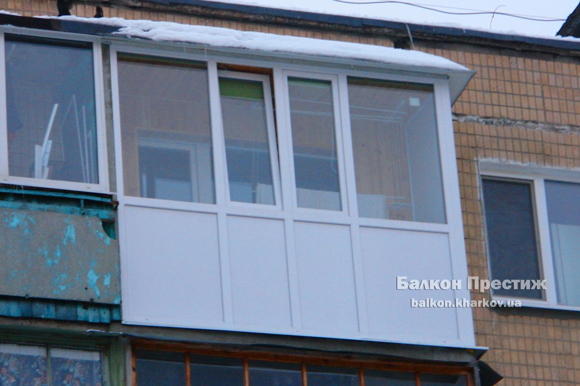 Заказать французский балкон по цене производителя в харькове.